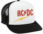 Rowdy Sprout Boy's ACDC Baseball Cap