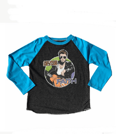 Rowdy Sprout George Michael Boy's Concert Tee 6 8 12