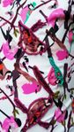 Submarine 1pc Exotic bird Print Girls Swimsuit 6 Fits lk 4/5
