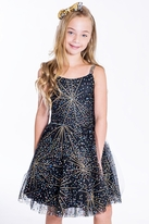 Zoe Ltd Exquisite Firework Sparkle Tulle Party Tween Dress