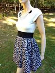 "Zoe Ltd  ""Safari Chic"" Stunning Leopard Tween Dress 10 14 Last 2"