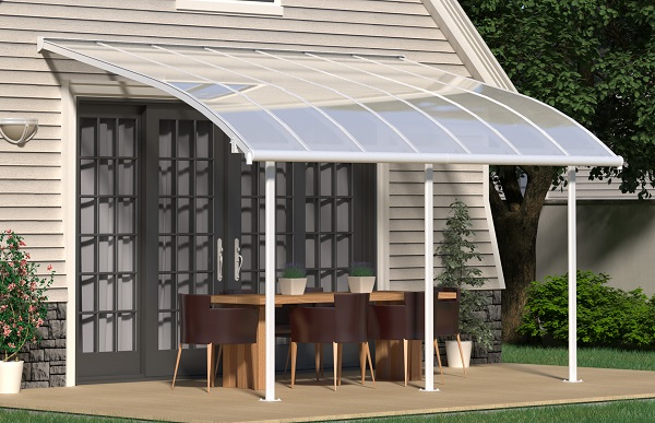 Palram Joya 10 X 14 Patio Cover 704144