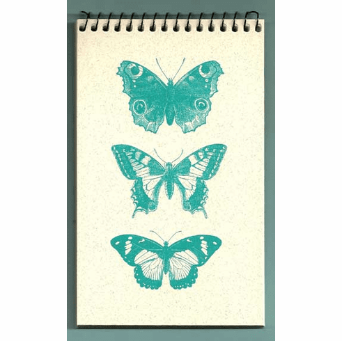 Butterfly Sketch Pad