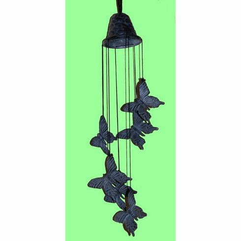 Butterfly Windchime