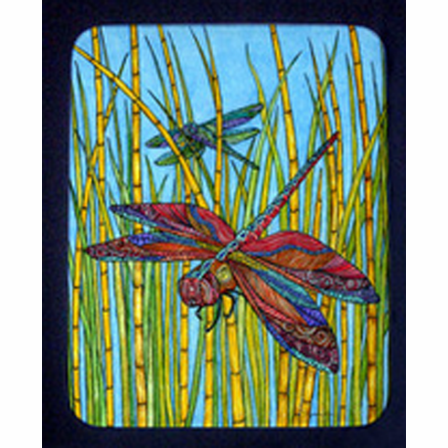Dragonfly Cutting Board - Trivet