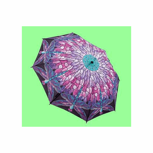 Dragonfly Folding Umbrella
