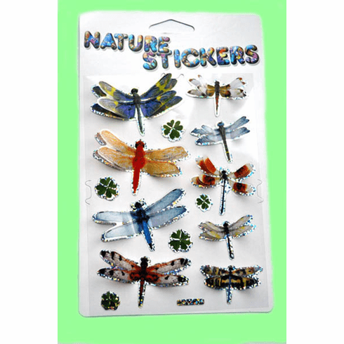 Dragonfly Nature Stickers
