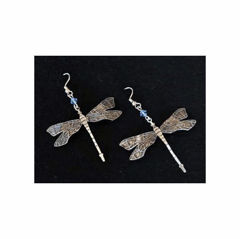 Dragonfly Spirit Earrings
