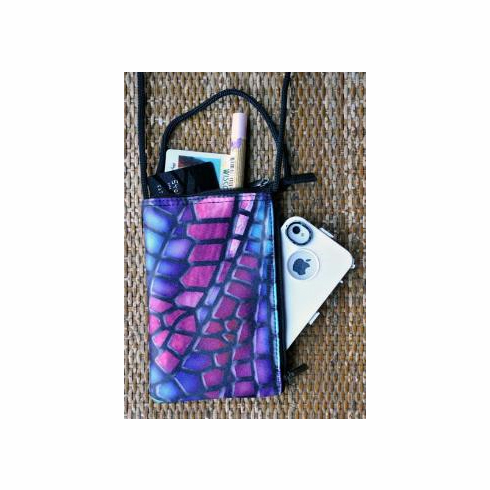 Dragonfly Wristlet
