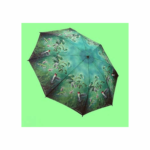 Hummingbird Folding Umbrella