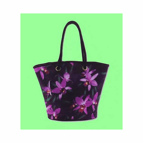 Orchid Tote