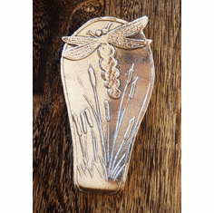 Pewter Dragonfly Spoon Rest