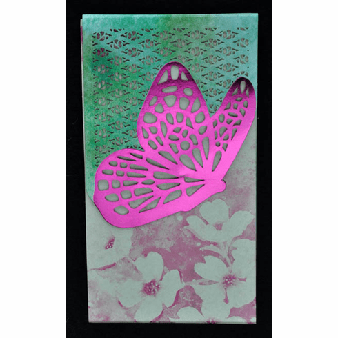Pocket Note Pad, Butterfly
