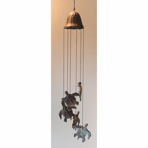 Sea Turtle Explorer Windchime