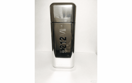 <B>212 VIP by Carolina Herrera <?B>for Men<P> 3.4 oz EDT Spray No Box