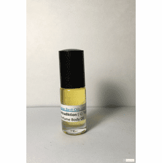 8711 Inspired by <B> <P> * Contradiction { Calvin Klein}  for  Women <P> </B> <P>Perfume Body Oil  -1 Dram (1/6 oz) Roll-on Bottle