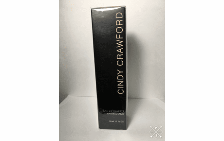 Cindy Crawford by Cindy Crawford fro Women 1.7 oz EDT Spray SEALED RARE