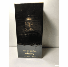 <B>Eau du Soir by Sisley for W</B><P> 1.6 oz Eau de Parfum Spray SEALED