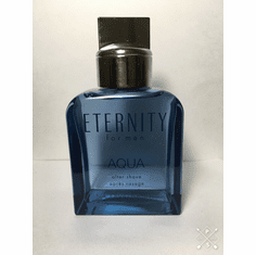 Eternity Aqua by Calvin Klein for Men 3.4 oz <B>After Shave Splash</B> No Box