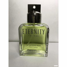<B>Eternity by Calvin Klein</B> for Men <P>3.4 oz EDT Spray No Box