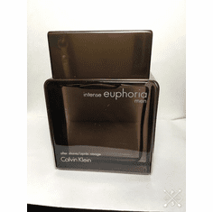 <B>Euphoria Intense by Calvin Klein</B> 3.4 oz After Shave Splash<P> No Box