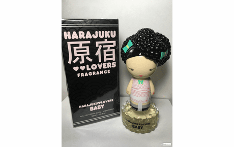 <B>Harajuku Lovers BABY by Gwen Stefani </B> for W <P>1.0 oz / 30 ML EDT Spray