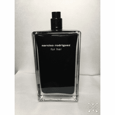 <B>Narciso Rodriguez for Her by Narciso Rodriguez</B><P> 3.3 oz EDT Spray Tester ( No Box, No Top)