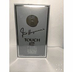 <B>Touch with Love by Fred Hayman's </B>for Men<P> 3.4 oz EDT Spray SEALED
