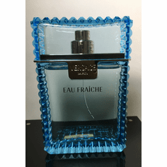 Versace Eau Fraiche by Versace for Men 3.4 oz EDT Spray No Box