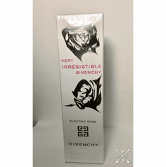 <B>Very Irresistible Electric Rose Givenchy </B> <P>1.7 oz EDT Spray SEALED