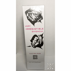 <B>Very Irresistible Electric Rose Givenchy </B> <P>2.5 oz EDT Spray SEALED