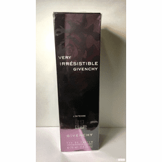 Very Irresistible Givenchy L'INTENSE <P>for Women 2.5 oz Eau de Parfum Spray