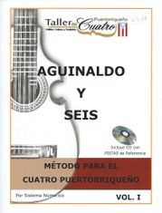 Método Aguinaldo y Seis Vol. 1 (CD Referencia)