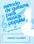 Método de guitarra para música  Popular VOL 1