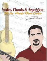 Scales, Chords & Arpeggios by Samuel Ramos (English - Español)