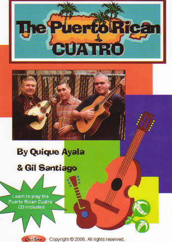The Puerto Rican Cuatro (English) (CD Included)