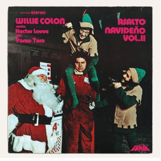 Willie Colon & Héctor Lavoe - Asalto Navideño 2