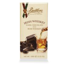 Butlers Dark Chocolate with Irish Whiskey Bar (200g)