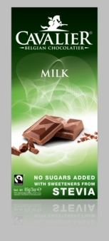 Cavalier 30% Milk Chocolate Bar (7 Pack)