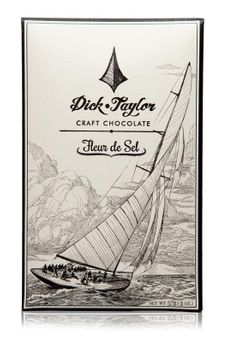 Dick Taylor 73% Fleur de Sel Dark Chocolate Bar