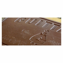 """Guittard Chocolate - """"Old Dutch"""" Milk Chocolate Block, 30% Cocoa, 5 Block Case, 50 Pounds (5 Pack)"""
