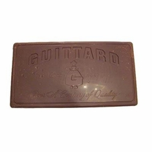 "Guittard Chocolate - ""Solitaire"" Semisweet Dark Chocolate Block, 63% Cocoa, 5 Block Case, 50 Pounds (5 Pack)"