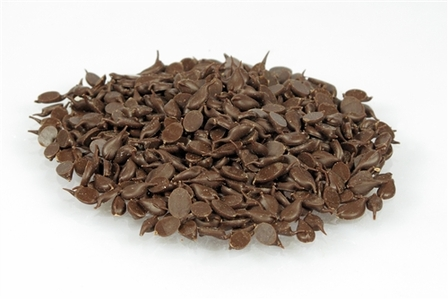 Guittard Semisweet Dark Chocolate Flakes 5,000 Count/lb, 50-lb Case