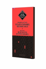 "Michel Cluizel Chocolate - Eclats Caramel - ""Milk Salted Butter Caramel"" Bar, 3.5oz/100g."