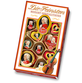 Reber Mozart Specialty Chocolate Gift Box