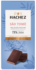 Hachez Sao Tome 73% Dark Chocolate Bar