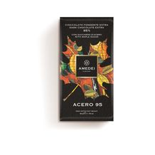 Amedei Acero 95% Dark Chocolate Bar (6 Pack)