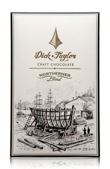 Dick Taylor 73% Northerner Blend Dark Chocolate Bar