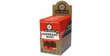 Taza Espresso Buzz 70% Cocoa Dark Chocolate, 2.5oz (10 Pack)