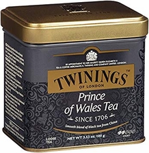Twinings- Prince Of Wales Tea, Loose Tea, 3.53oz/100g (Single)